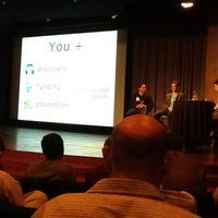 Photo taken at Technori Pitch by Neil F. on 3/28/2012