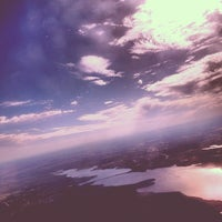 Photo taken at 35000 feet over Texas by Bianca C. on 9/9/2012