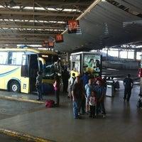 Photo taken at Terminal de Buses San Borja by Cassandra R. on 9/2/2012
