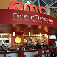 Photo taken at AMC Disney Springs 24 with Dine-in Theatres by Patrick C. on 5/20/2012