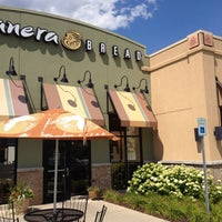 Photo taken at Panera Bread by Michael D. on 7/11/2012
