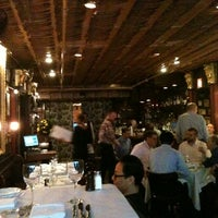 Photo taken at Keens Steakhouse by Ting on 6/12/2012