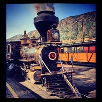 Photo taken at Durango & Silverton Narrow Gauge Railroad Co. by William D. on 8/19/2012