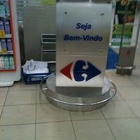 Photo taken at Carrefour by Rosane F. on 3/8/2012