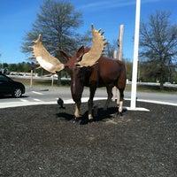 Photo taken at Kennebunk Service Plaza (Northbound) by Deb M. on 4/21/2012