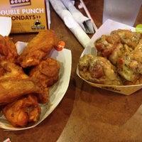 Photo taken at Buffalo Wild Wings by Otis K. on 6/13/2012
