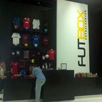 Photo taken at Futbox Futsal Center by Diego D. on 4/2/2012