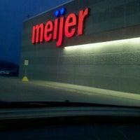 Photo taken at Meijer by Scott H. on 3/20/2012