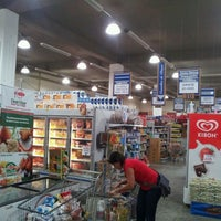 Photo taken at Carrossel Supermercados by Henrique C. on 4/3/2012