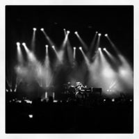 Photo taken at Lotto Arena by Veronique V. on 6/8/2012