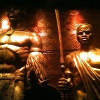Photo taken at Shaka Zulu by Tartaglia on 4/27/2012