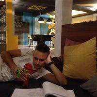 Photo taken at Warapura Restoran by ☀ Alexandra Leto on 4/30/2012