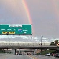 Photo taken at Interstate 5 (Santa Ana Freeway) by Blanca V. on 8/29/2012