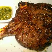 Photo taken at Fleming's Prime Steakhouse & Wine Bar by Mirko S. on 9/9/2012