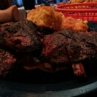 Photo taken at Dinosaur Bar-B-Que by Rick J. on 8/7/2012