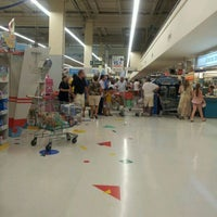 Photo taken at Carrefour by María S. on 3/11/2012