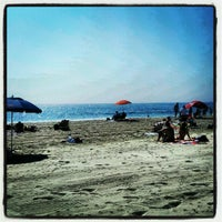 Photo taken at Long Branch Beach by Jaclyn S. on 8/4/2012