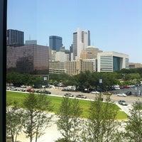 Photo taken at Dallas, TX by Tristan S. on 6/26/2012
