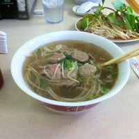 Photo taken at Good Pho You by Billy W. on 3/3/2012
