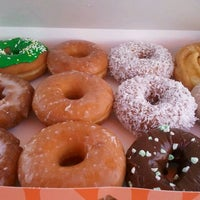 Photo taken at Dunkin' Donuts by Amanda C. on 3/14/2012