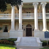 Photo taken at Mansion at Judges' Hill by Kelly on 9/3/2012