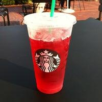 Photo taken at Starbucks by Mick W. on 7/7/2012