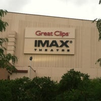 Photo taken at Great Clips IMAX Theater by Barrett G. on 7/18/2012