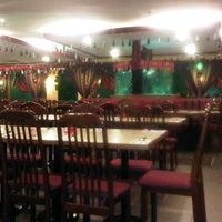 Photo taken at Sahara Tent restaurant by Abdullah Anas H. on 7/19/2012
