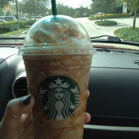 Photo taken at Starbucks by Amber on 9/9/2012