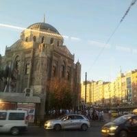 Photo taken at Aksaray by Abdullah K. on 8/29/2012
