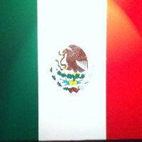 Photo taken at Viva Mexico! by Fabiola M. on 6/1/2012