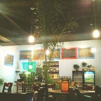 Photo taken at Neworld Cafe by Clark W. on 3/21/2012