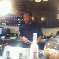 Photo taken at Rik Rak Salon, Boutique & Bar by Diana B. on 4/7/2012