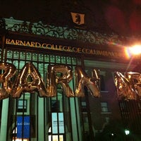 Photo taken at Barnard College by Dania S. on 9/5/2012