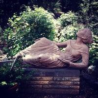 Photo taken at Umlauf Sculpture Garden by Jeffrey Z. on 7/12/2012