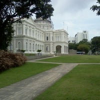 Photo taken at National Museum of Singapore by Setsuna S. on 2/26/2012