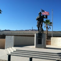 Photo taken at General Patton Memorial Museum by Jeff H. on 7/8/2012