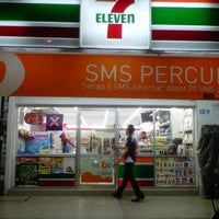 Photo taken at 7 Eleven (Taman Puchong Utama) by Kocok F. on 5/15/2012