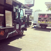 Photo taken at Westside Food Truck Central by Casey M. on 6/14/2012