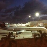 Photo taken at Terminal 2 by Cormac W. on 2/14/2012