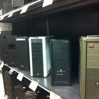 Photo taken at Micro Center by Raquita H. on 7/21/2012