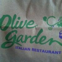 Photo taken at Olive Garden by Lauren F. on 5/23/2012