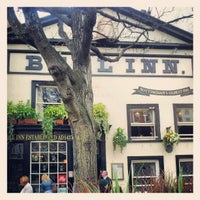 Photo taken at The Bell Inn by Eugenio T. on 4/23/2012