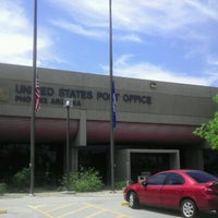 Photo taken at US Post Office by Petey P. on 7/25/2012