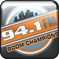 Photo taken at Boomchampionstt 94.1FM by Selvon F. on 6/6/2012