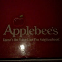 Photo taken at Applebee's by Ashley M. on 3/21/2012