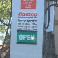Photo taken at Costco Gas by Durell S. on 6/29/2012