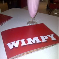 Photo taken at Wimpy by Maresa K. on 8/18/2012