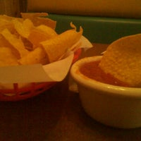 Photo taken at Las Palmas Mexican Restaurant by Jazmin A. on 5/8/2012