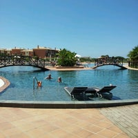 Photo taken at Monte Santo Resort by Patrícia S. on 6/19/2012